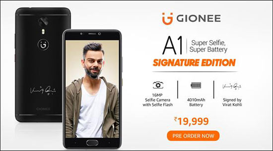 Gionee-A1-Virat