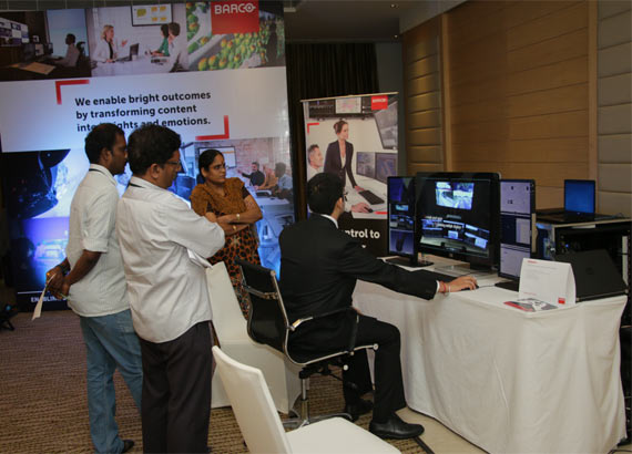 barco chennai opspace event 2017