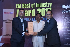 Edimax awarded Best Networking Solutions Provider
