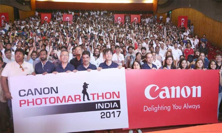 Canon India Photo Marathon 2017