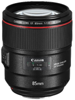 Canon L series tilt-shift lenses