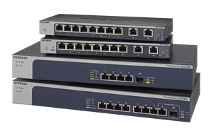 Netgear 5-Speed Switches