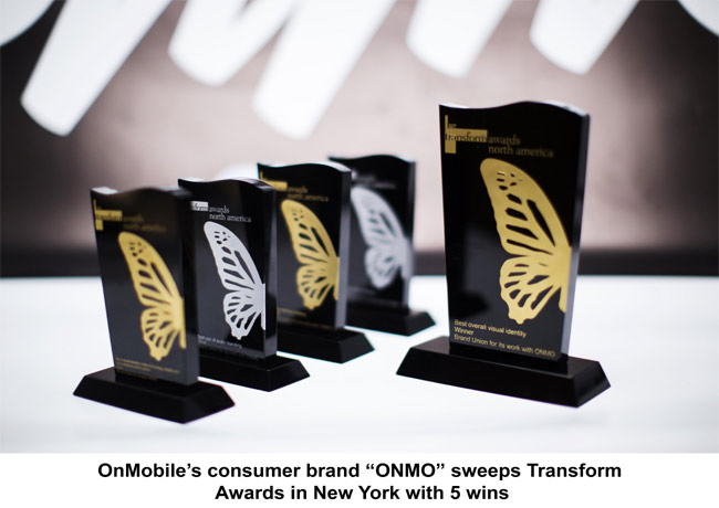 OnMo Transform Awards in New York