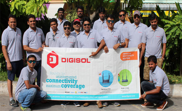 DIGISOL takes Channel Partners Thailand