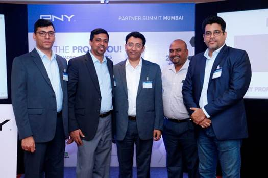 PNY Technologies Successfully Concludes 'Be the Pro in You'