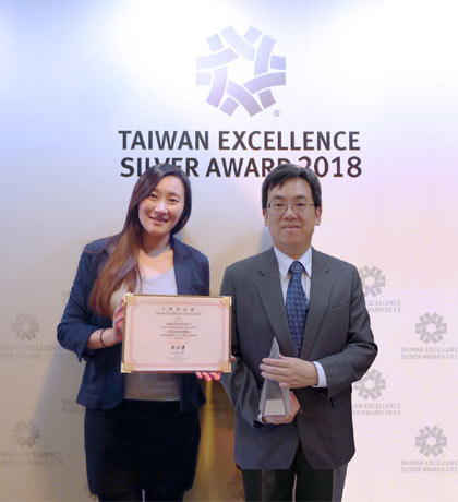 Zyxel Multy X wins at Taiwan Excellence Awards
