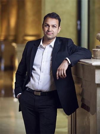 Arun Balasubramanian Qlik Country Manager-India