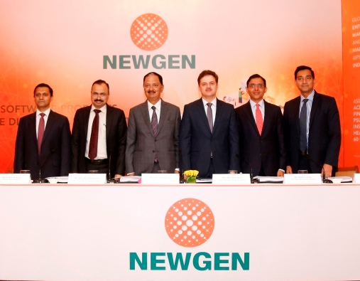 IPO of Newgen Software Technologies Limited