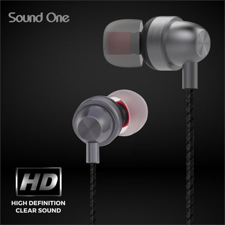 Sound One E10 In-Ear Headphones