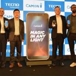 Tecno Camon launch