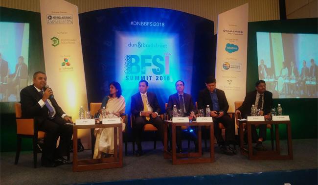 DNB BFSI Summit 2018 Panel Discussion