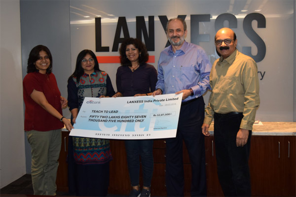 LANXESS Teach For India