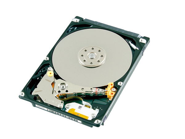 Toshiba 2 TB Hard Disk Drive