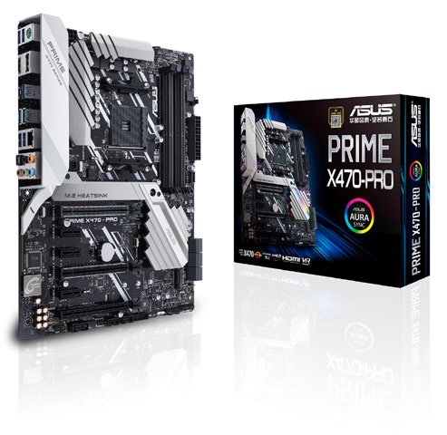 Asus Prime-X470-PRO