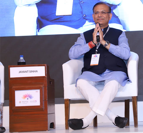 Jayant Sinha, Minister of State for Civil Aviation