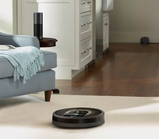 iRobot and Amazon Alexa
