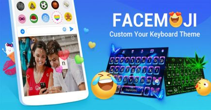 Baidu Facemoji Keyboard