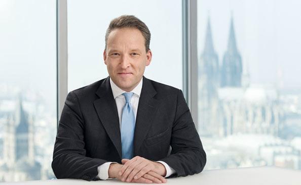Lanxess CEO Matthias Zachert