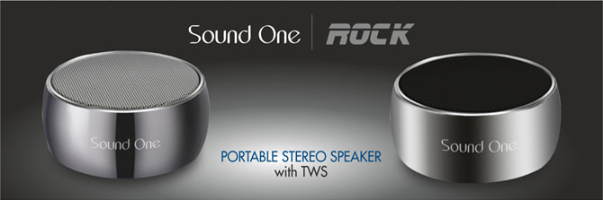 Sound One Rock speaker