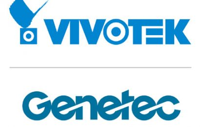 VIVOTEK and Genetec logo