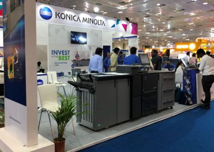 Konica Minolta AccurioPress C3080