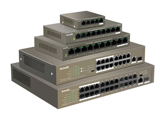 Tenda Switches