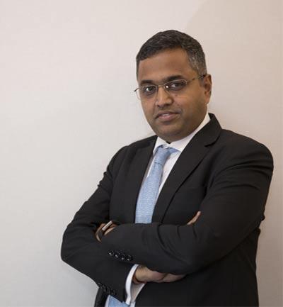 Vivek Bansal CFO InCred