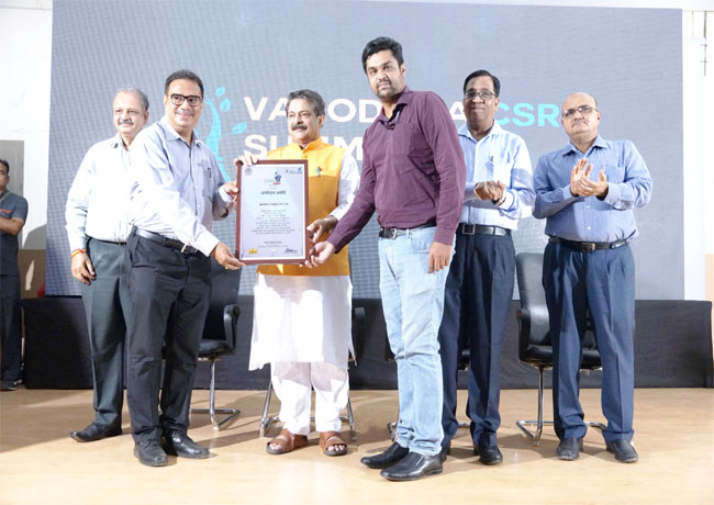 Matrix CSR Award