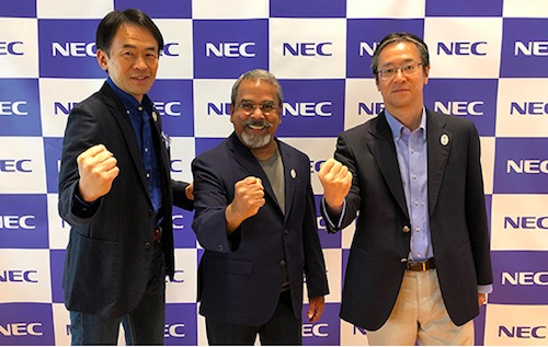 NEC X appoints Dr. PG Madhavan as CXO