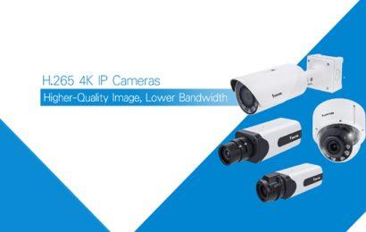 VIVOTEK Ultra HD Cameras