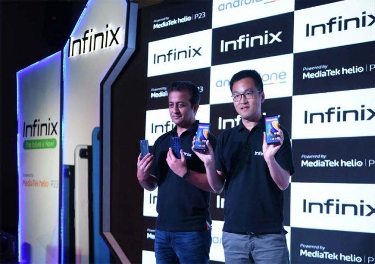 Infinix NOTE 5 launch