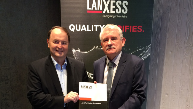 LANXESS signs marketing and distribution cooperation agreement