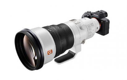 Sony 400mm F2.8 G Master Prime Lens
