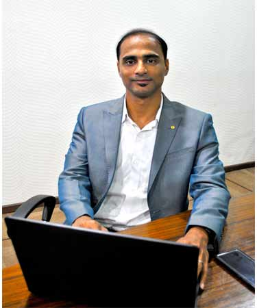 Mr. Abhishek Kumar, GM _ SMB & Business Wireless, D-Link India