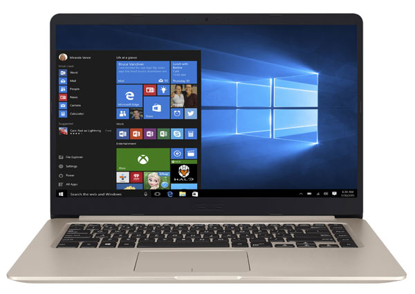 Asus launches VivoBook 15 X510