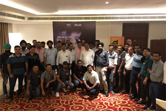 Asus NB Partner Meet Group