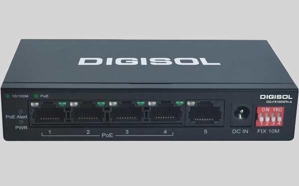 Digisol DG FS1005PH A Ver1C