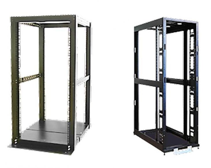Eurotech Technologies Four Pole Open Racks