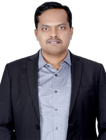 Marthesh Nagendra, Country Manager India NETGEAR