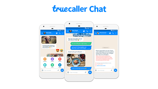 Truecaller Launches Chat