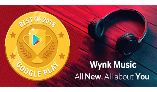 Wynk Music is the most Entertaining app