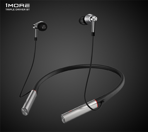 1MORE launches Triple driver Bluetooth Earphone