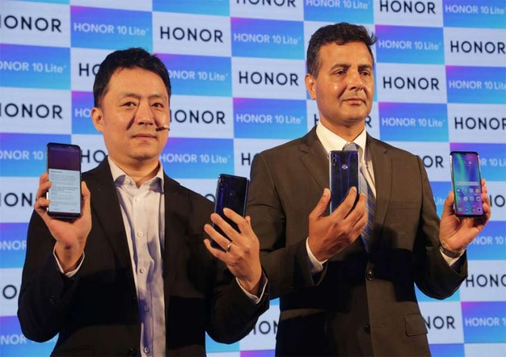 Honor 10 Lite launches in India
