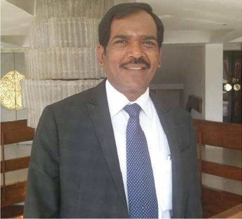 Murugesan R Senior Director, Sales Private Networks India SAARC