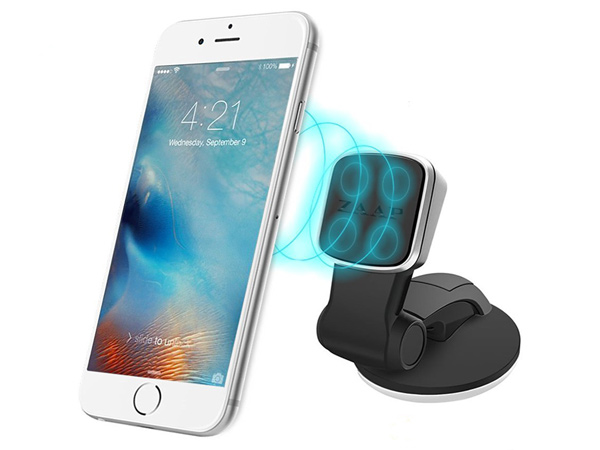 ZAAP Magnetic Touch Two Car Mount