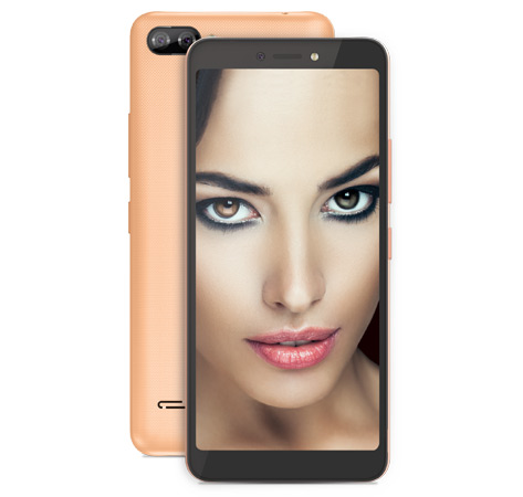 itel A44 Air smartphone