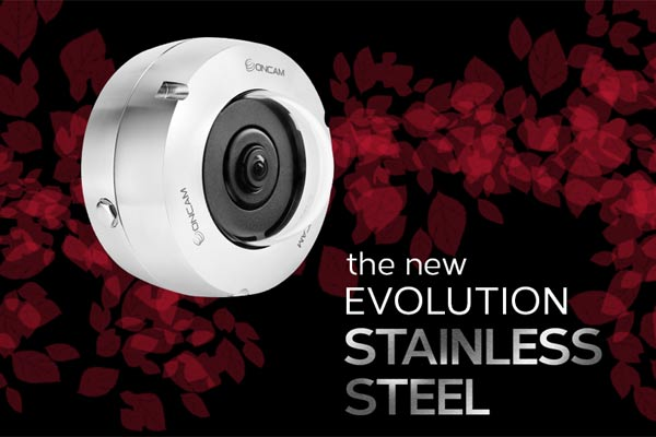 Oncam Stainless Steel Camera