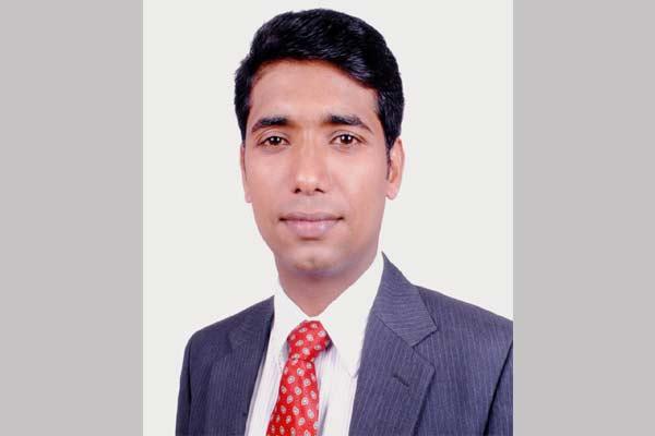 Binish V J, Director-Sales, astTECS