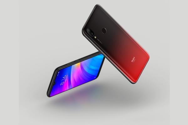 Xiaomi Redmi 7 Red
