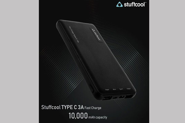 Stuffcool Power Bank